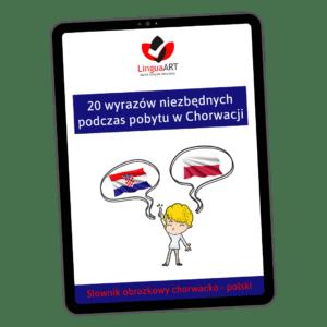 minisłownik chorwacko-polski